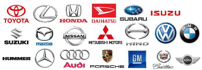 日本車・外国車メーカー
